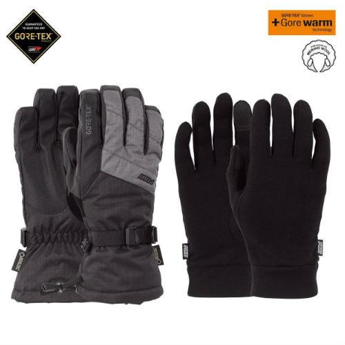 POW rukavice Warner GTX