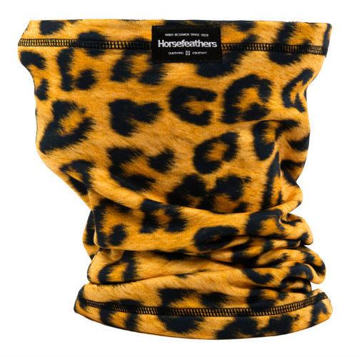 Horsefeathers Neckwarmer Cheetah