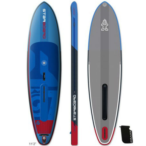 Starboard Wind SUP Inf Deluxe