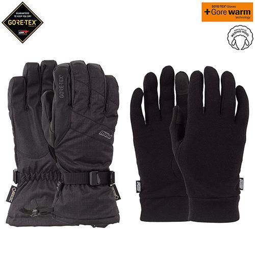 POW rukavice Warner GTXaJr.