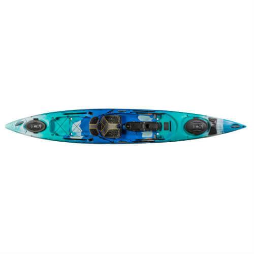 Kayak trident angler 15 seaglass