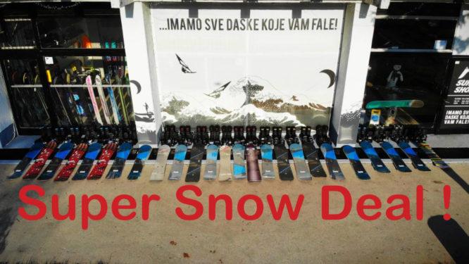snowboard super deal